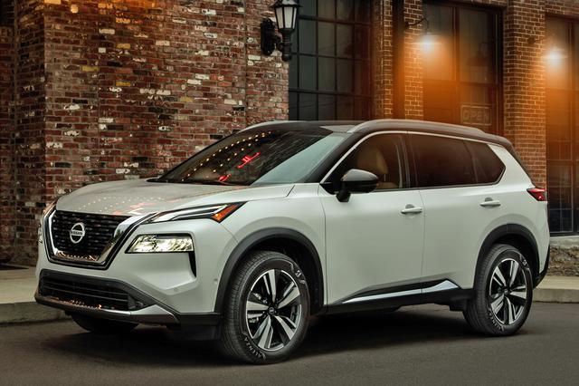画像: 北米市場で販売されている「ローグ」。新型エクストレイルは、この姉妹車にあたる。