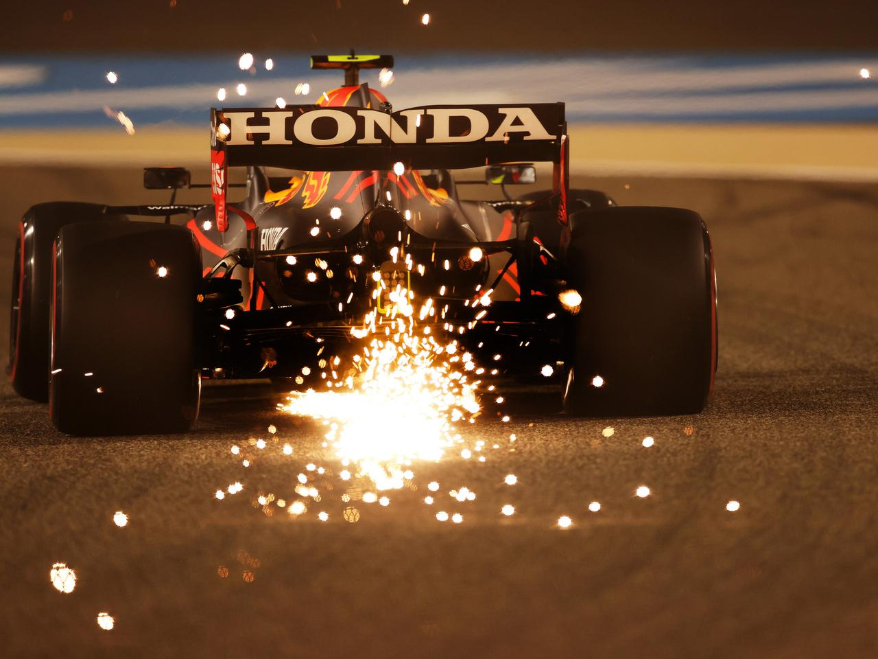 Images : 1番目の画像 - 2021年F1開幕戦バーレーンGP フリー走行 - Webモーターマガジン