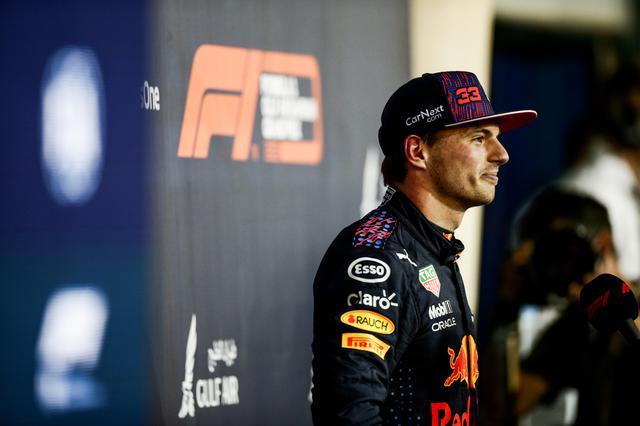 画像: ポールポジションを獲得したマックス・フェルスタッペン。圧巻の走りでメルセデス勢に差をつけた。