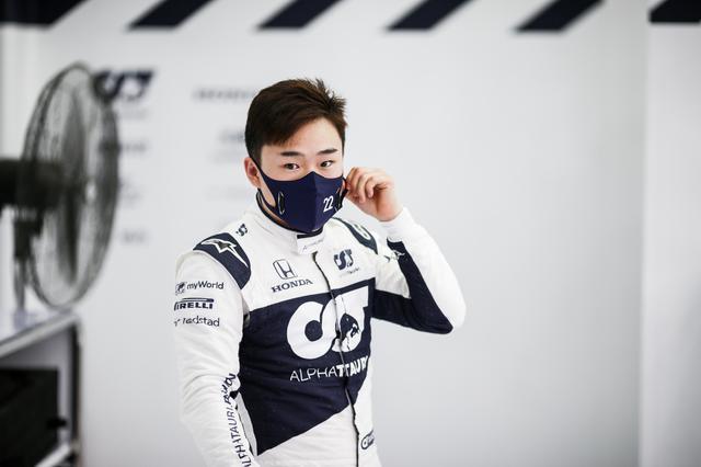 画像: 予選13番手から9位でレースを終えた角田裕毅。最後のスティントの走りは見事だった。