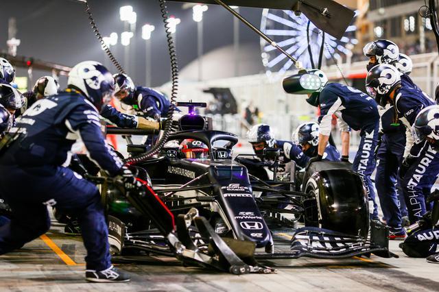 画像: 予選ではガスリーが5番手、決勝では角田裕毅が9位に入賞。アルファタウリ・ホンダは今年も期待できそうだ。
