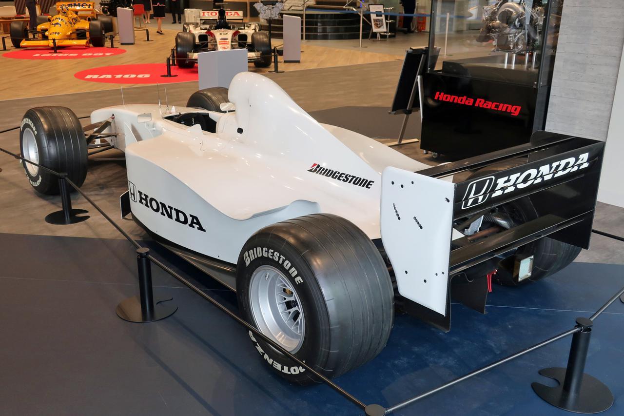 Images : 9番目の画像 - ホンダ歴代F1マシン写真蔵 - Webモーターマガジン