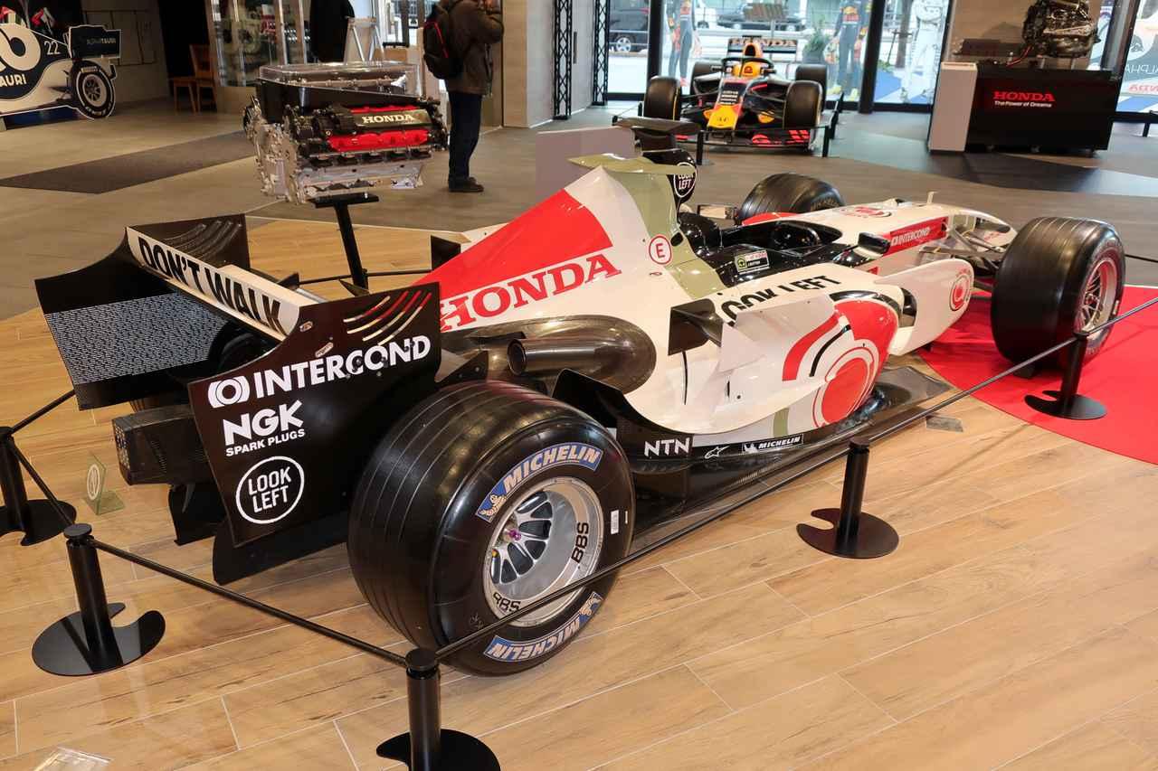 Images : 12番目の画像 - ホンダ歴代F1マシン写真蔵 - Webモーターマガジン