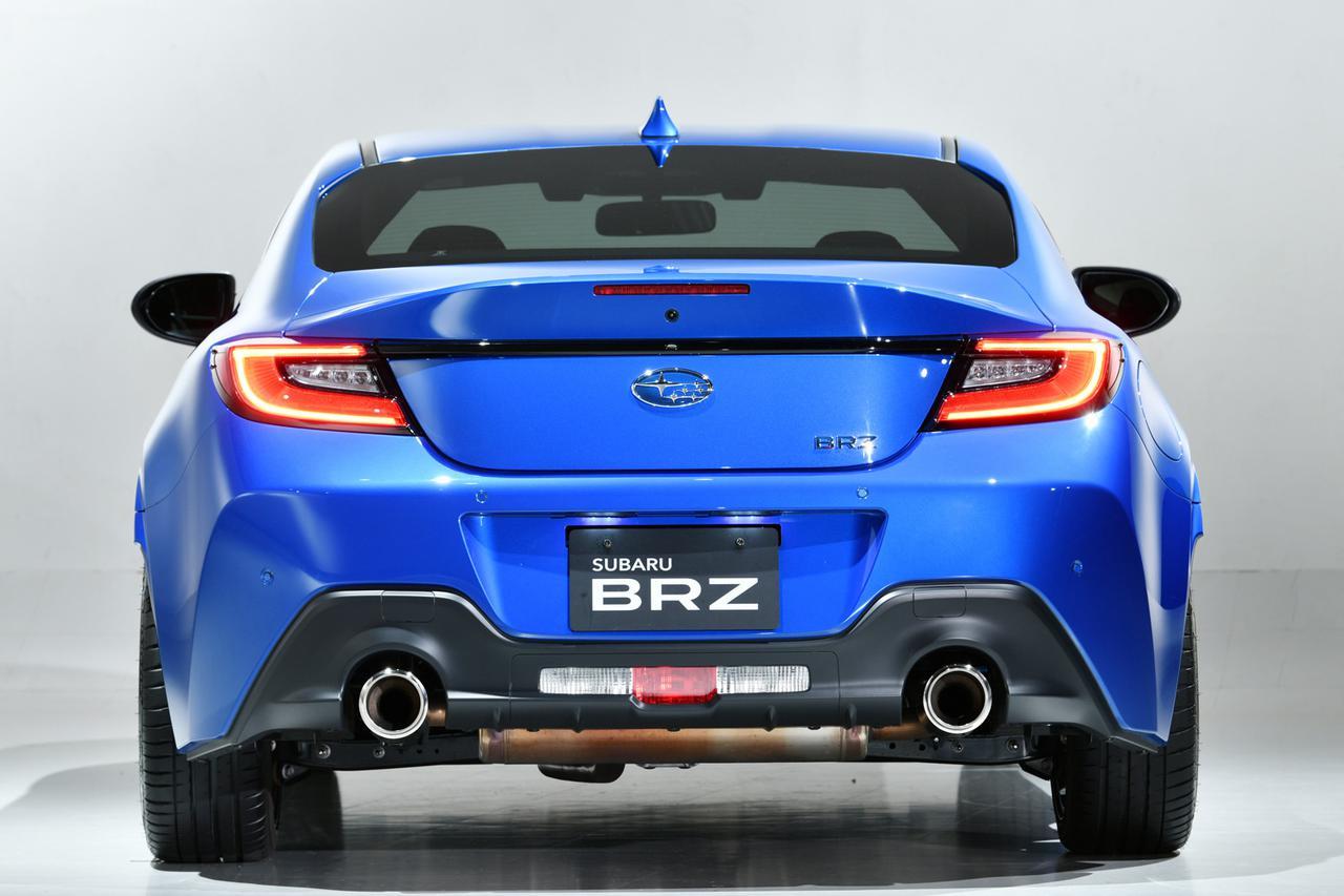 Images : 17番目の画像 - 新型 GR86/BRZ - Webモーターマガジン