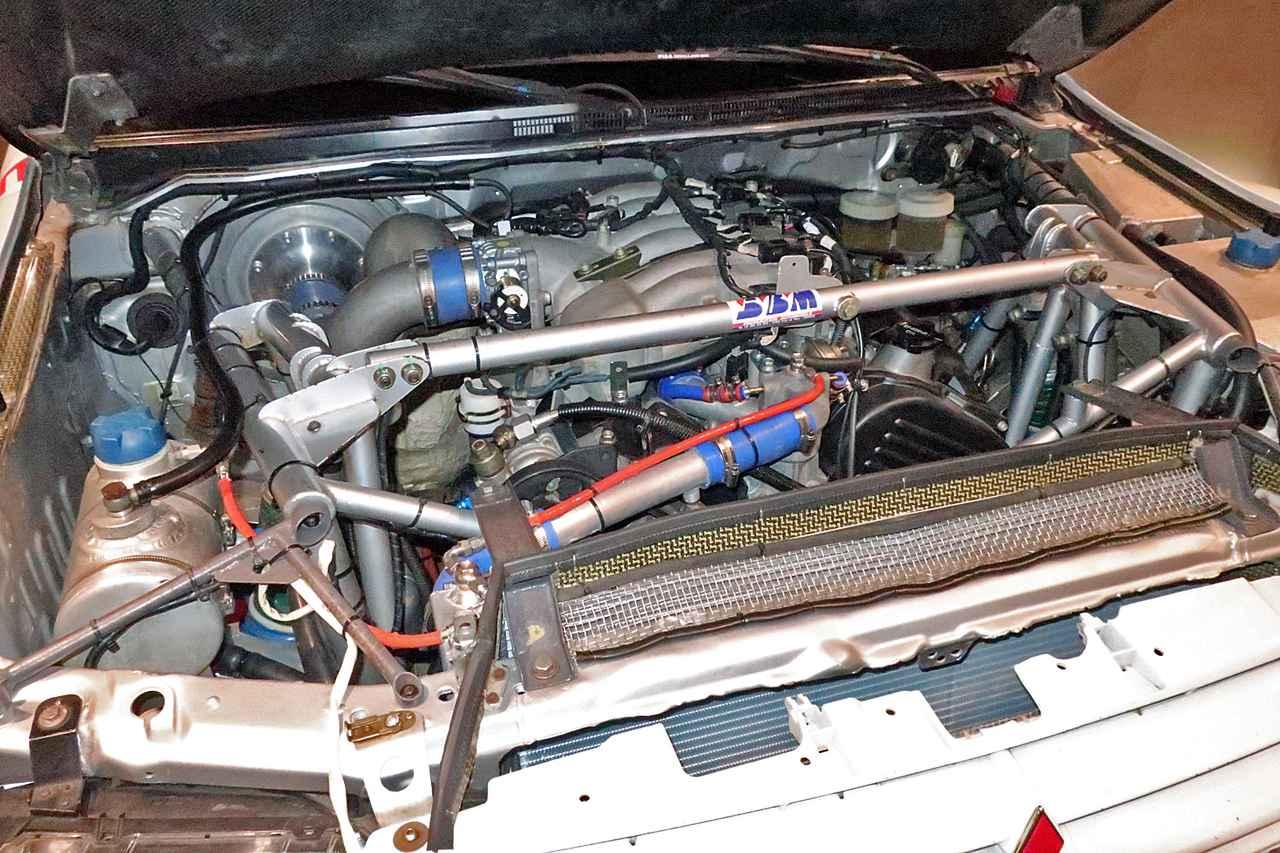 Images : 6番目の画像 - パジェロ 2002ダカールラリー優勝車 - Webモーターマガジン