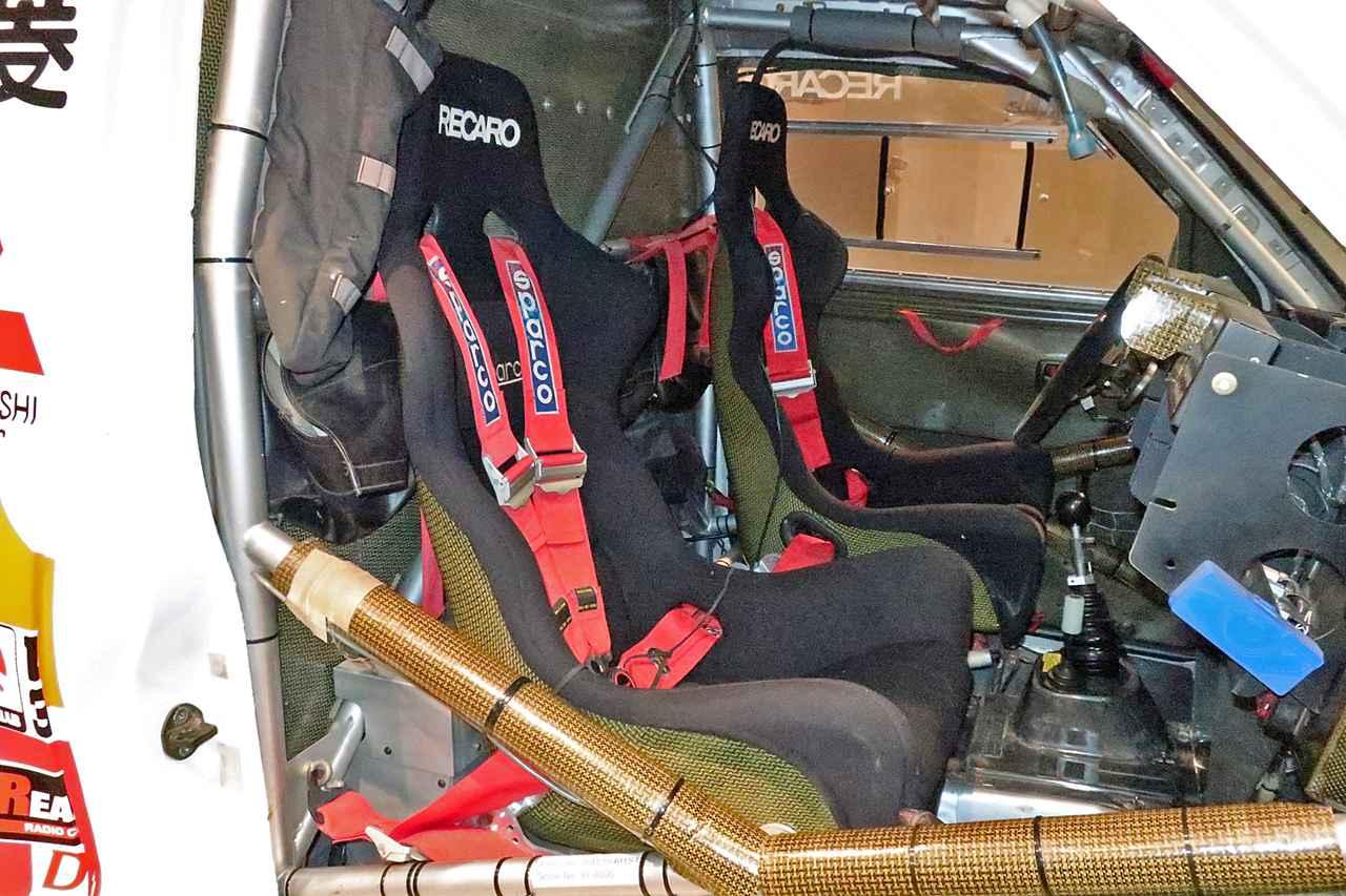 Images : 8番目の画像 - パジェロ 2002ダカールラリー優勝車 - Webモーターマガジン