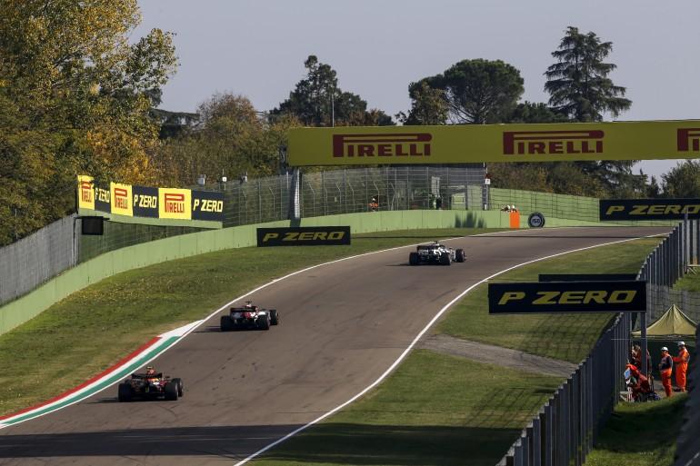 Images : 4番目の画像 - F1第2戦エミリア ロマーニャGPプレビュー - Webモーターマガジン