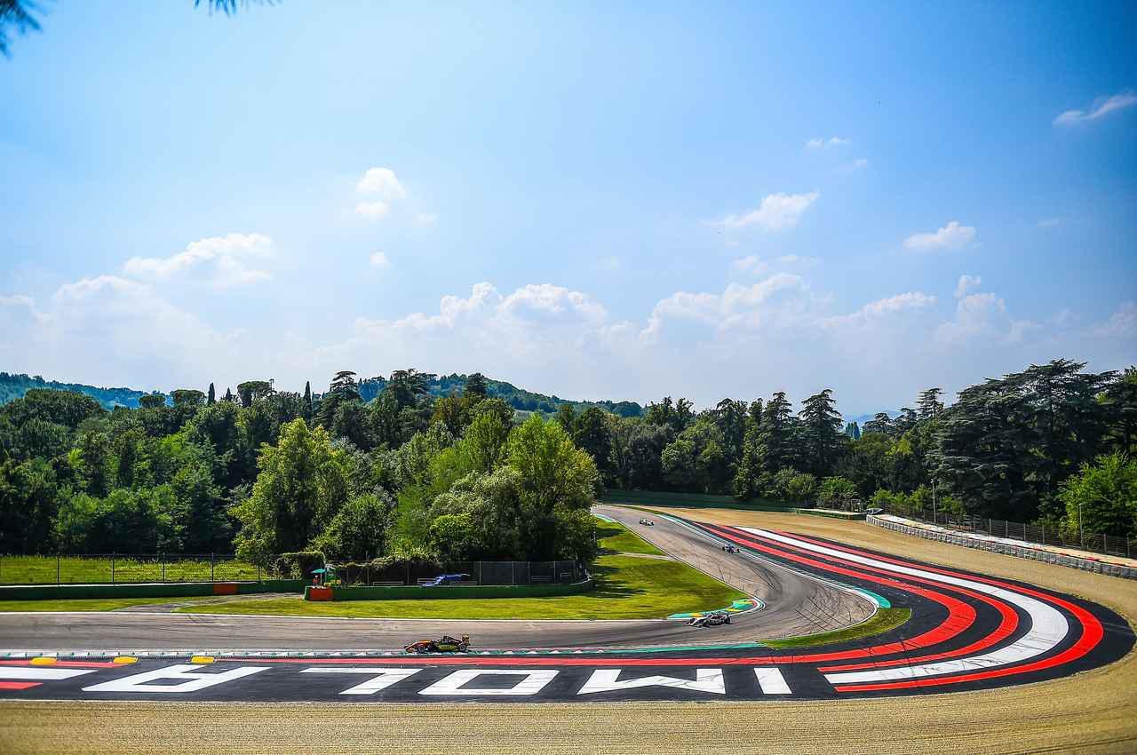Images : 5番目の画像 - F1第2戦エミリア ロマーニャGPプレビュー - Webモーターマガジン