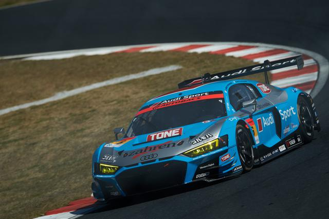 画像: 6号車Team LeMans Audi R8 LMS(本山哲/片山義章)予選24位、決勝22位