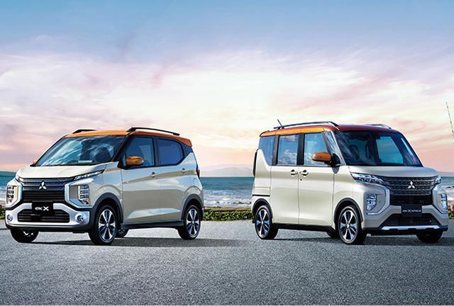 画像: 特別仕様車eKクロス Gプラスエディション/eKクロス スペース Gプラスエディションもこのキャンペーンの対象となっている。