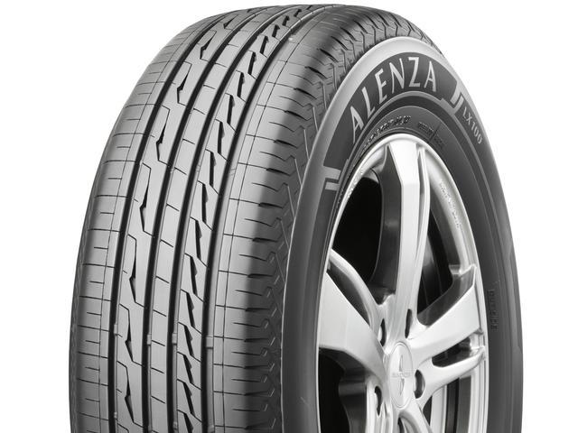 画像: 快適性を追求したSUV専用タイヤ「ALENZA LX100」。発売サイズは39サイズ。