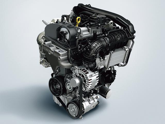 画像: 新たに搭載された1.5Lターボエンジン。最高出力150ps、最大トルク250Nm。