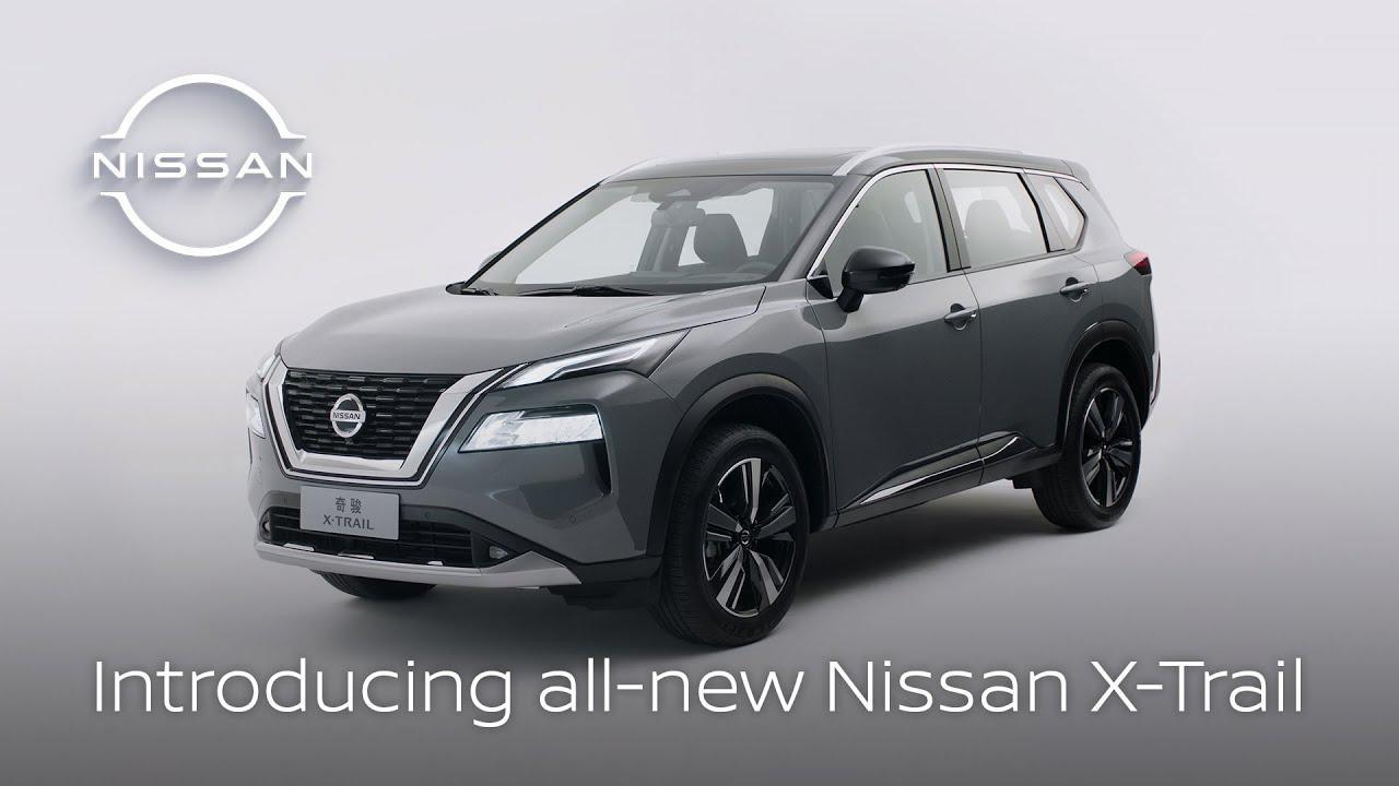 画像: Introducing the all-new Nissan X-Trail www.youtube.com