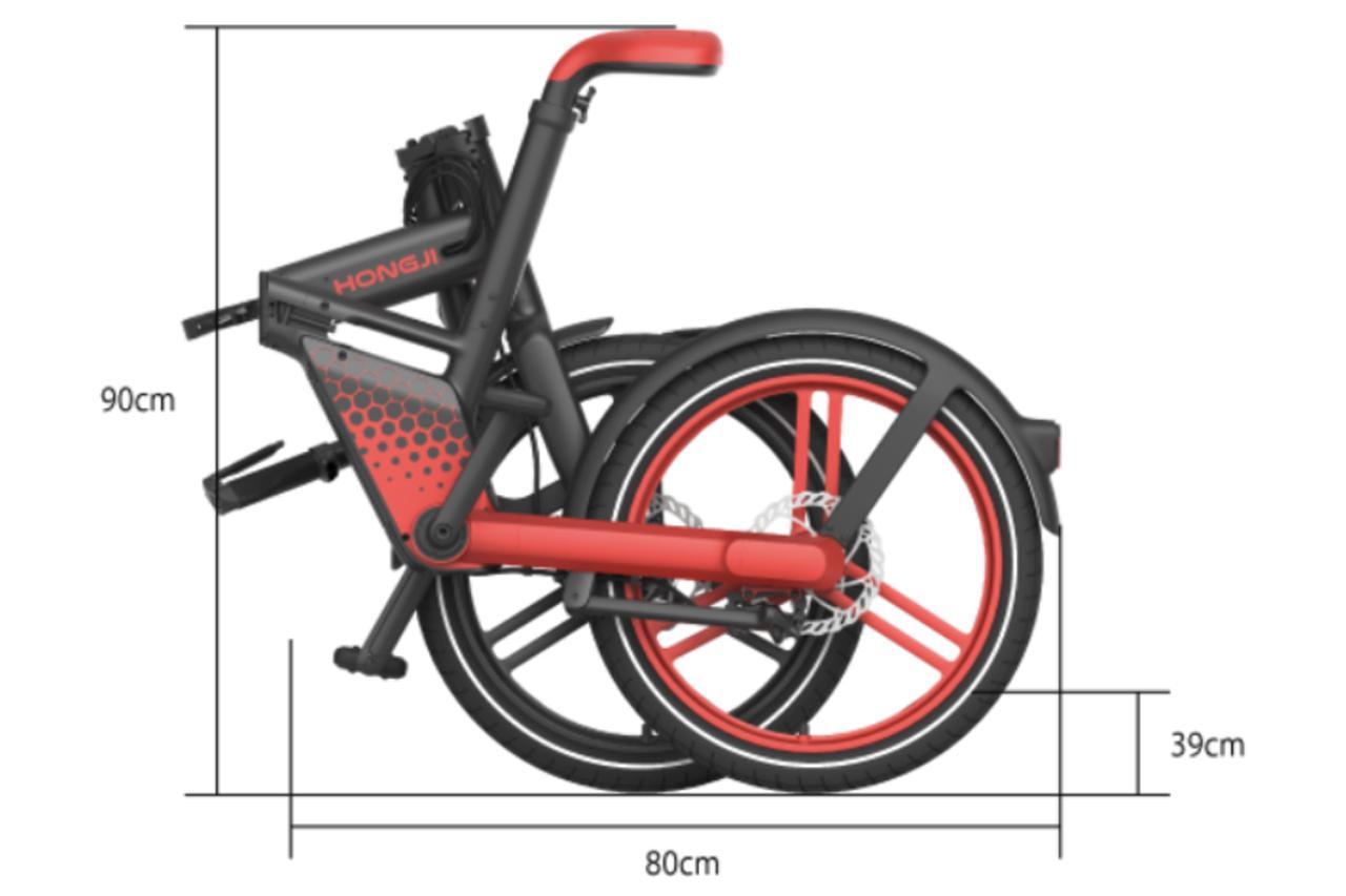 Images : 8番目の画像 - 電動アシスト自転車「ホンバイク」 - Webモーターマガジン