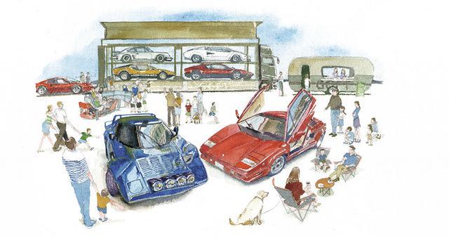 画像: GGF-T Inc.|1970s-1980s Supercars