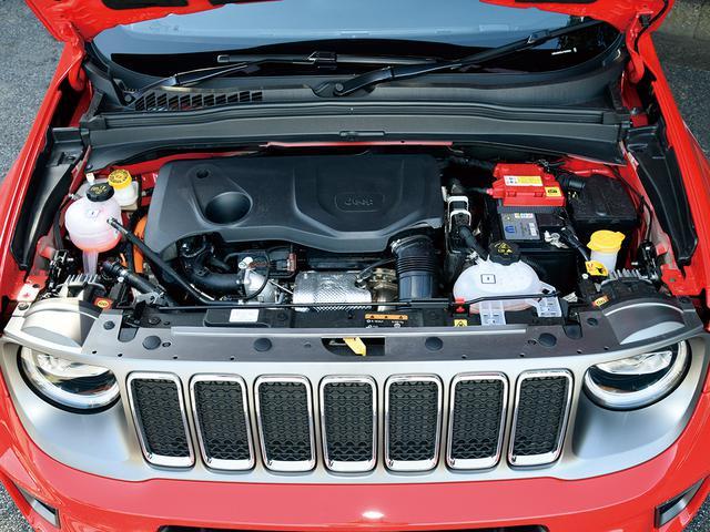 画像: 1.3L直4ターボエンジンを搭載。エンジン単体で最高出力131ps、最大トルク270Nmを発生。