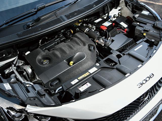 画像: 177ps/400Nmを発生する2L直4ディーゼルターボエンジンはドライバビリティはもちろん静粛性にも定評がある。