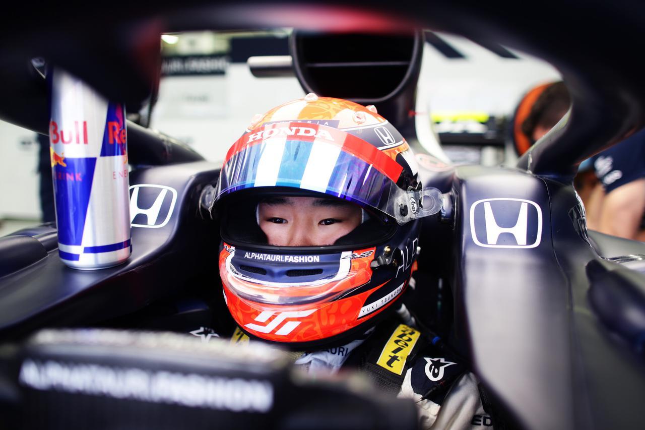 Images : 1番目の画像 - F1ポルトガルGP開幕、角田裕毅 - Webモーターマガジン