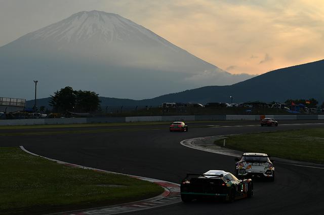 画像: 富士24時間レース イメージ写真