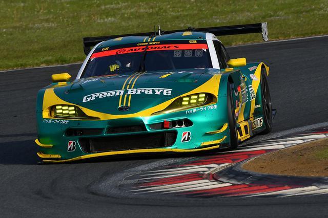画像: 1回目のピットでタイヤを交換しなかった52号車スープラの圧勝かに思えたが。