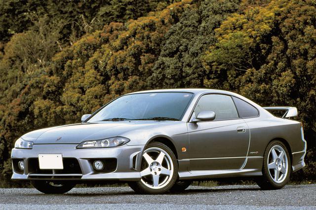 画像: 第5位:日産 シルビア(S15型:1999年1月発売)