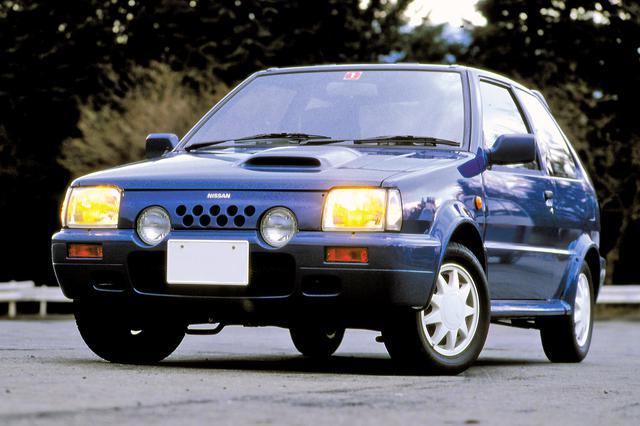 画像: 第1位:日産 マーチ スーパーターボ(EK10型:1989年1月発売)