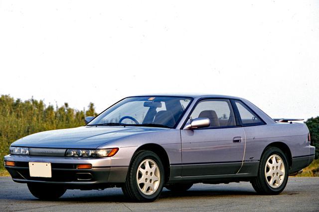 画像: 第7位:日産 シルビア(S13型・後期型:1991年1月発売)