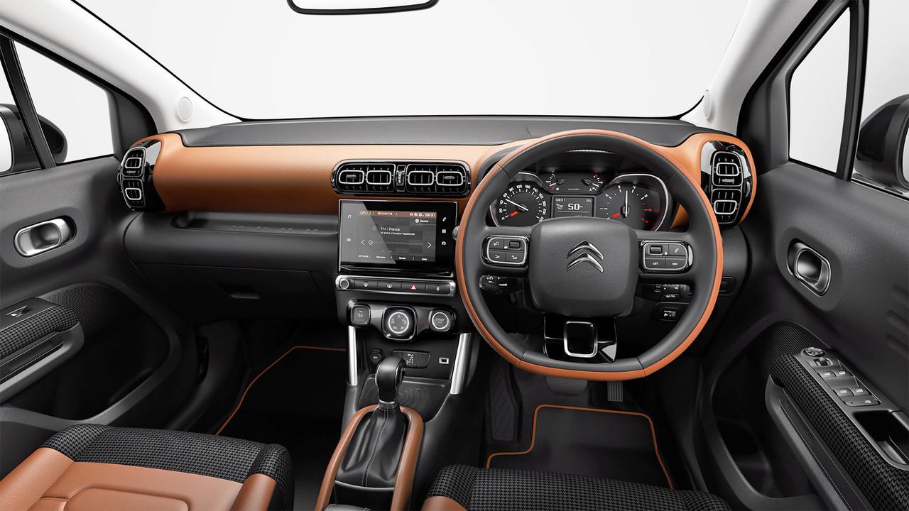 Images : 2番目の画像 - シトロエン C3エアクロス SUV キュイール - Webモーターマガジン