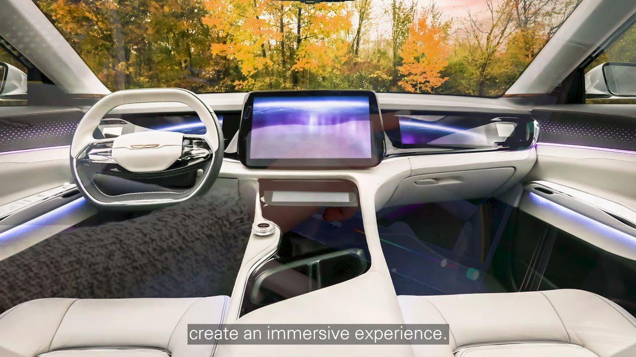 画像: Stellantis and Foxconn: Mobile Drive Vision youtu.be