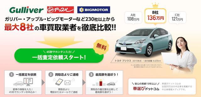 画像: 【車選び.com】評判は?しつこい営業電話はある?実際に利用したユーザーの声から特徴や強みを徹底解説!