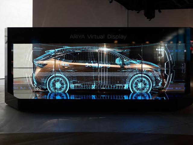 画像: デビュー間近の日産の新型BEV「アリア」のバッテリーは、65kWhと90kWhの2種類が用意される。