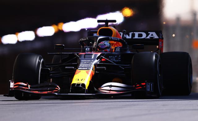 画像: 予選2番手のマックス・フェルスタッペン(レッドブル・ホンダ)。トップを狙える速さを見せた。