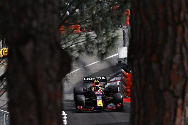画像: スタートを決めてレースをコントロールしたフェルスタッペン(レッドブル・ホンダ)。
