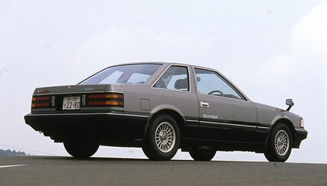 画像: 1981年6月に追加されたVRターボ。もう1グレードにVIIターボもあった。トヨタはDOHCだけではないという主張か?