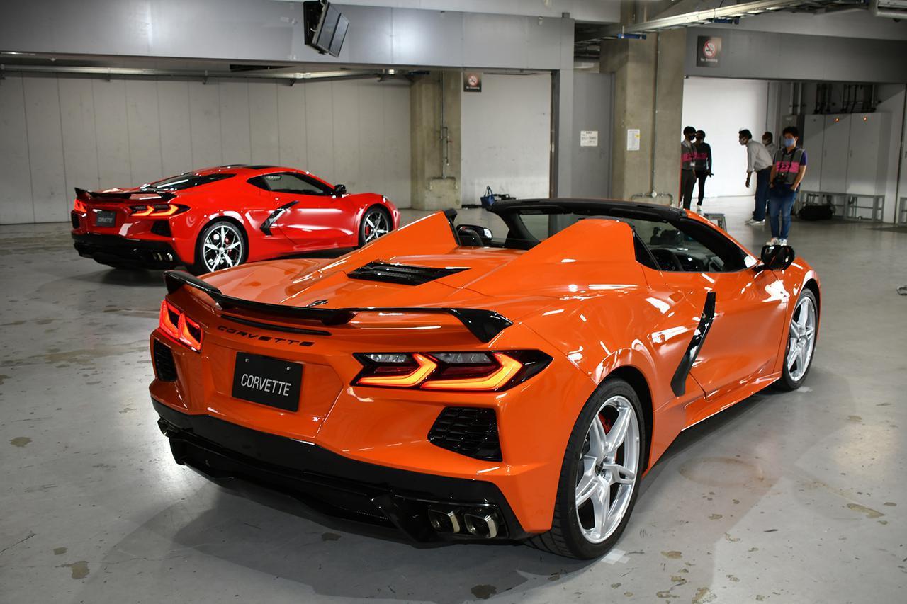 画像: クーペ、コンバーチブルは全長、全幅、全高が同じ。車両重量はコンバーチブルが30kgほど重い。