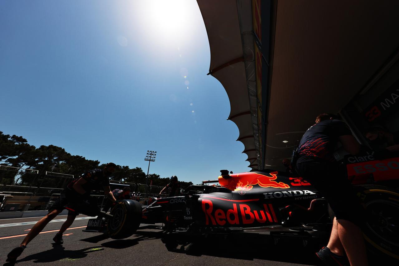 Images : 5番目の画像 - 2021年F1第6戦アゼルバイジャンGP フリー走行 レッドブル・ホンダ - Webモーターマガジン