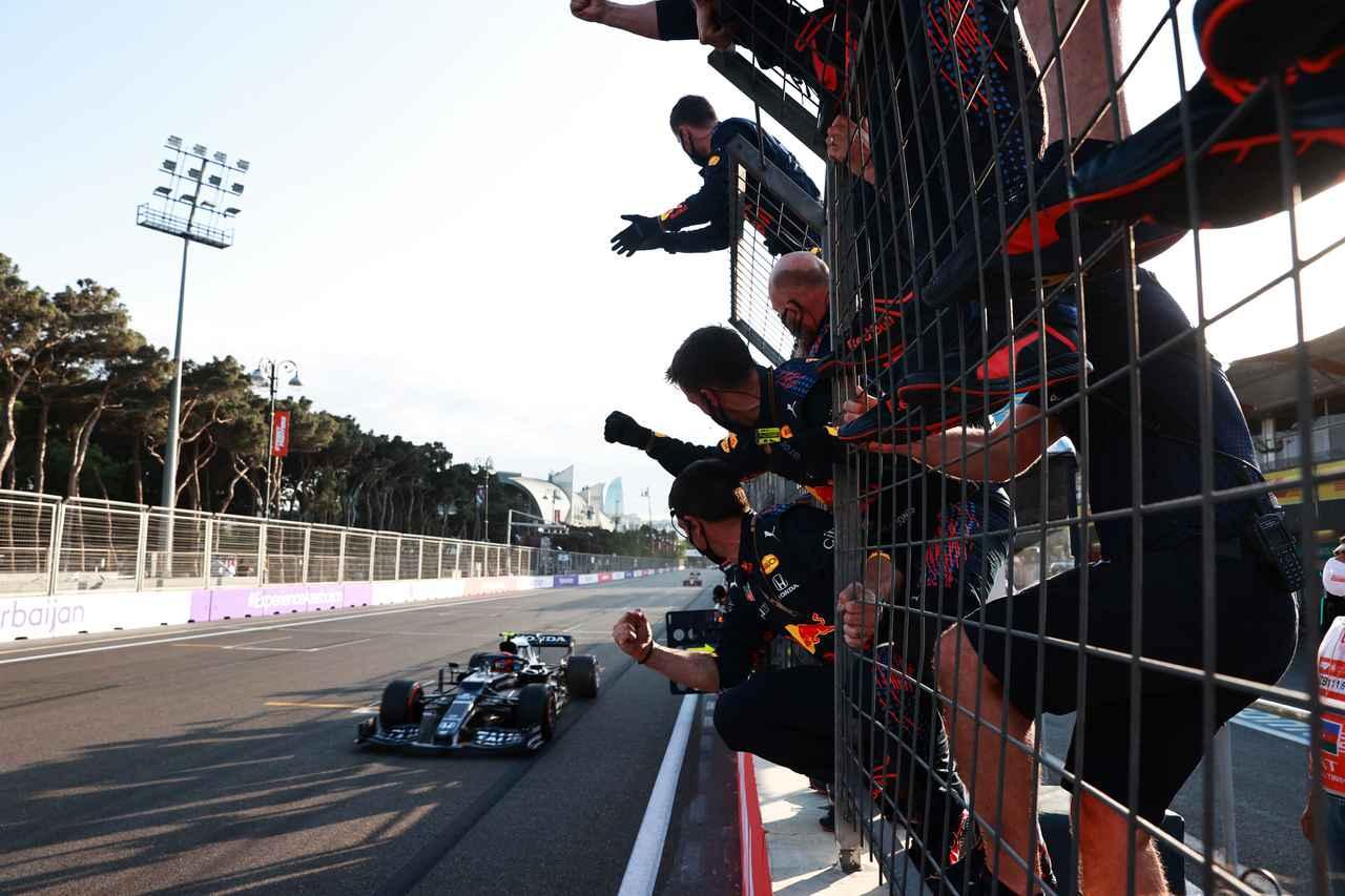 Images : 3番目の画像 - 2021年F1第6戦アゼルバイジャンGP決勝 - Webモーターマガジン