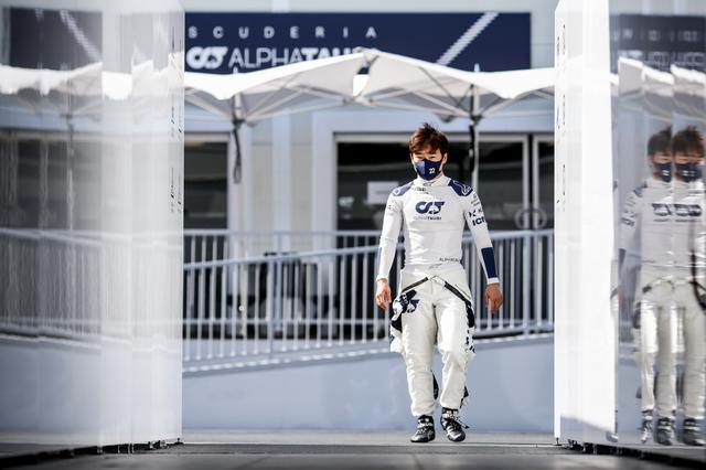 画像: アゼルバイジャンGP予選でついにQ3に進出、決勝7番グリッドを獲得した、角田裕毅(アルファタウリ・ホンダ)。予選の終盤でクラッシュを喫したが、これにより、決勝でどんな走りを見せるかがさらに重要となってきた。