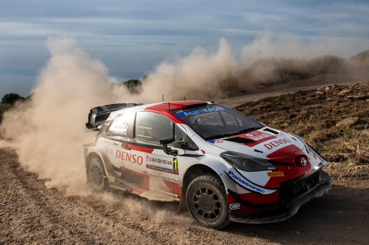 Images : 4番目の画像 - 2021年 WRC第5戦ラリー・イタリア・サルディーニャ - Webモーターマガジン