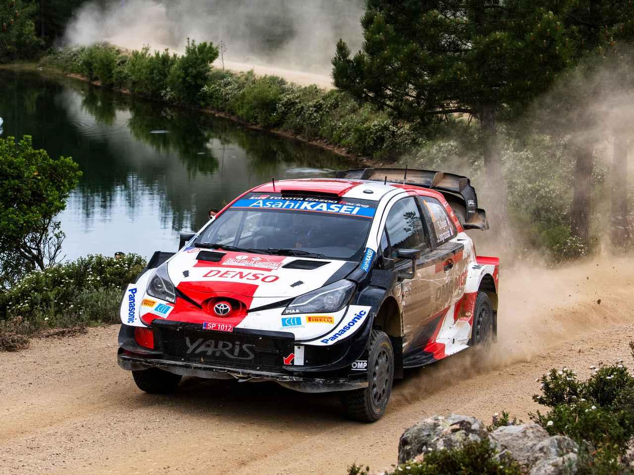 Images : 1番目の画像 - 2021年 WRC第5戦ラリー・イタリア・サルディーニャ - Webモーターマガジン