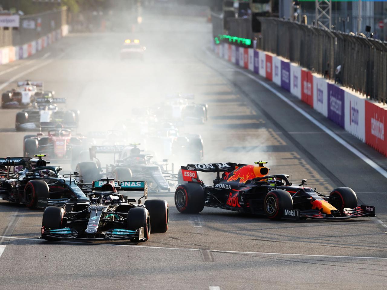 Images : 1番目の画像 - 2021年F1第6戦アゼルバイジャンGPレッドブル・ホンダ - Webモーターマガジン