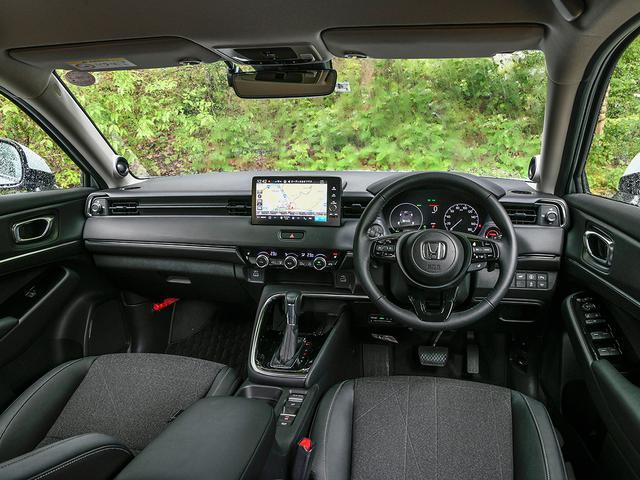 画像: 質感はかなり高い。ホンダセンシングは全車標準装備、Honda Connectも全車に対応している。