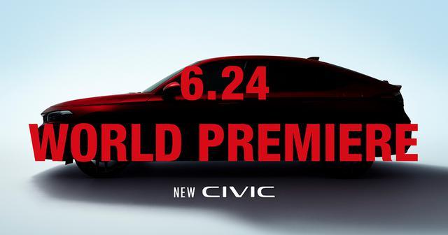 画像: Honda CIVIC 公式情報ページ