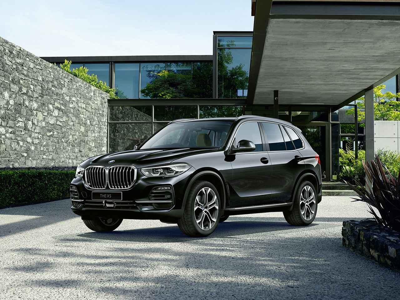 Images : 1番目の画像 - BMW X5 xDrive35dプレジャー3エディション - Webモーターマガジン