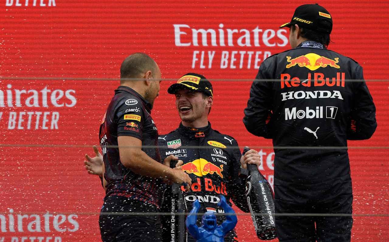 Images : 5番目の画像 - 2021年F1第7戦フランスGP決勝 - Webモーターマガジン