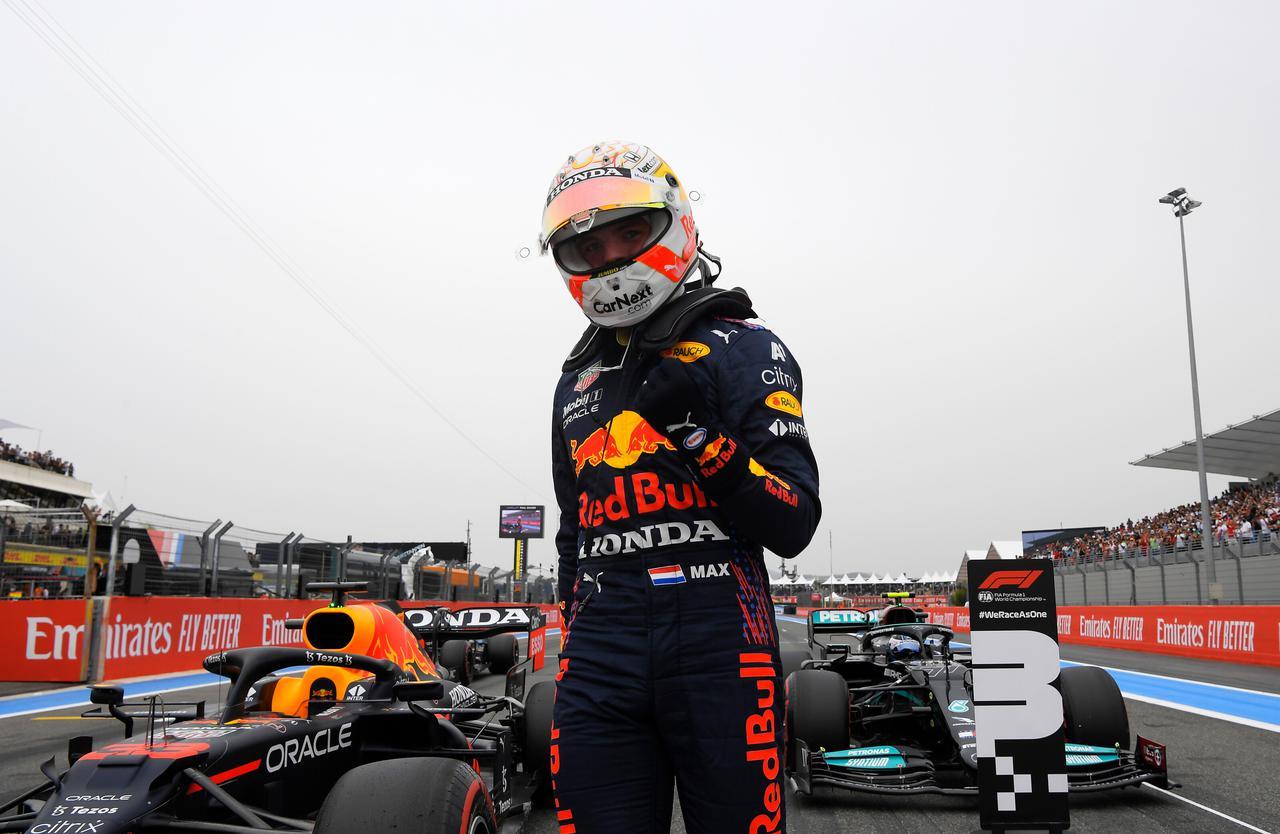 Images : 2番目の画像 - 2021年F1第7戦フランスGP決勝 - Webモーターマガジン