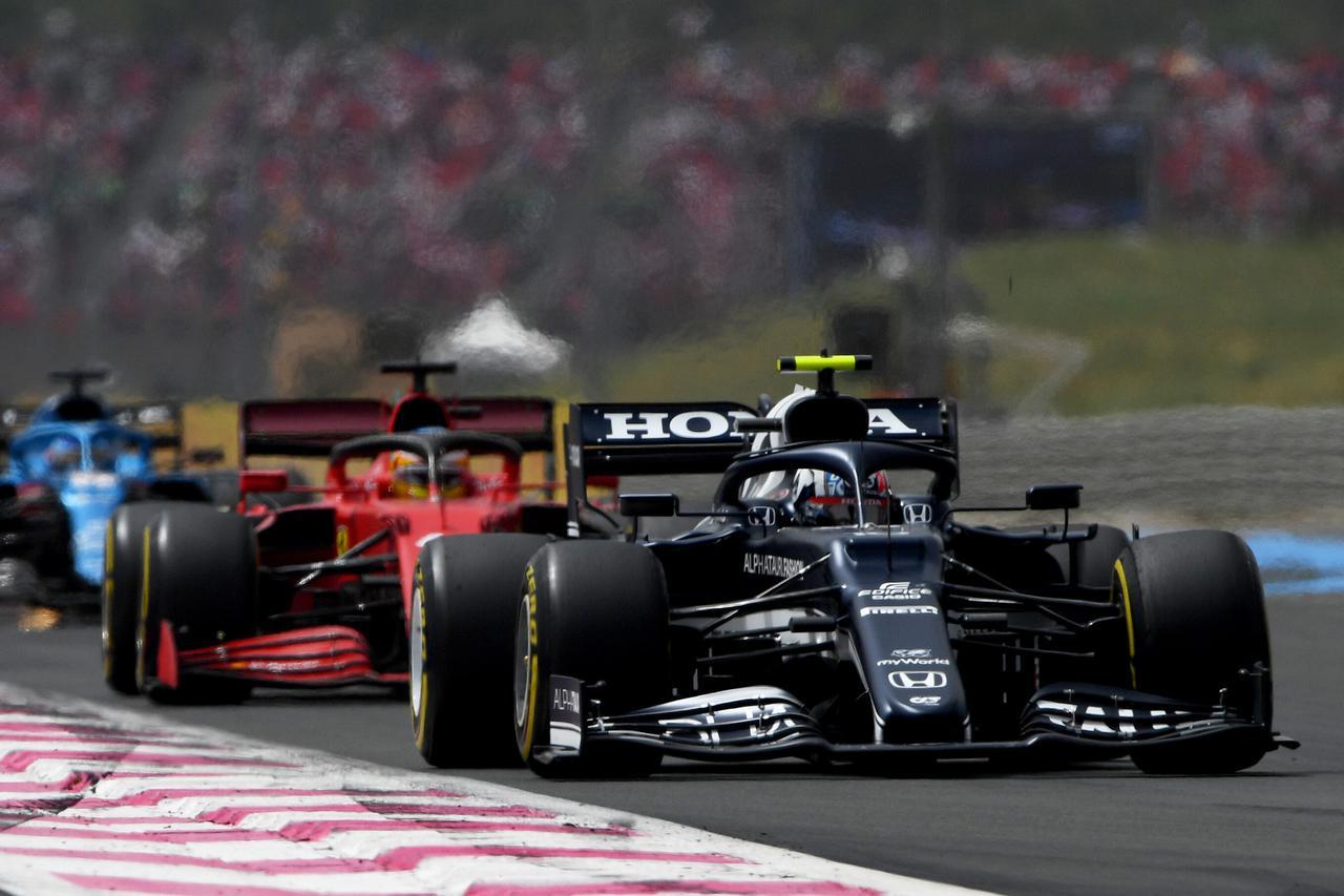 Images : 6番目の画像 - 2021年F1第7戦フランスGP決勝 - Webモーターマガジン