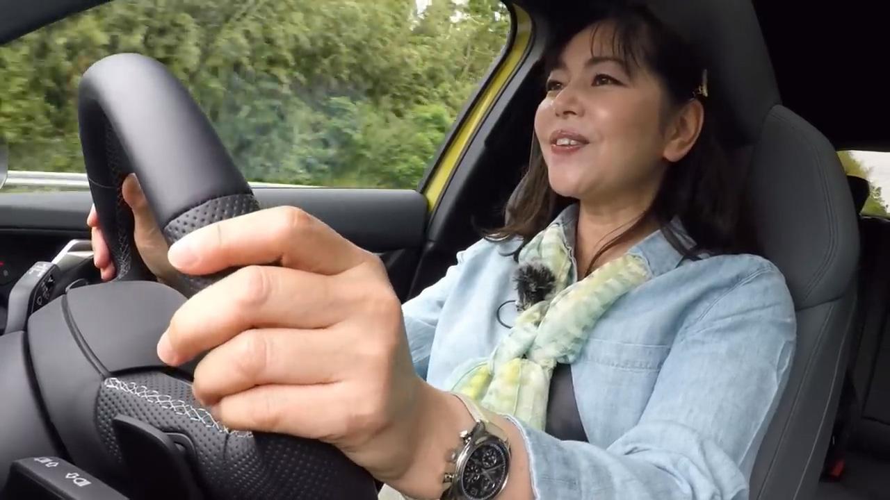 画像: 【動画】竹岡 圭のクルマdeムービー「アウディ S3スポーツバック」(2021年6月放映)