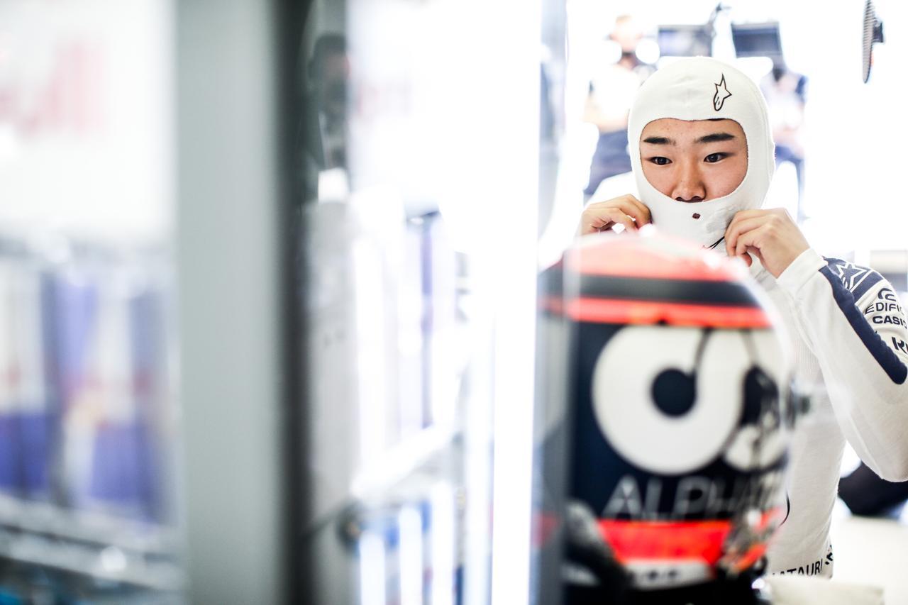 画像: ポテンシャル的にはトップ10に入る速さはあるが、なかなか結果に結びつかないアルファタウリ・ホンダの角田裕毅。確実に上位入賞を狙いたい。