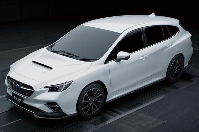 画像: 新型レヴォーグは全車1.8L 水平対向4気筒ターボエンジンで4WDシステムを搭載、最廉価グレードから「GT」の名称が与えられる根っからのグランドツアラーだ。